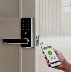 cerraduras inteligentes con wifi
