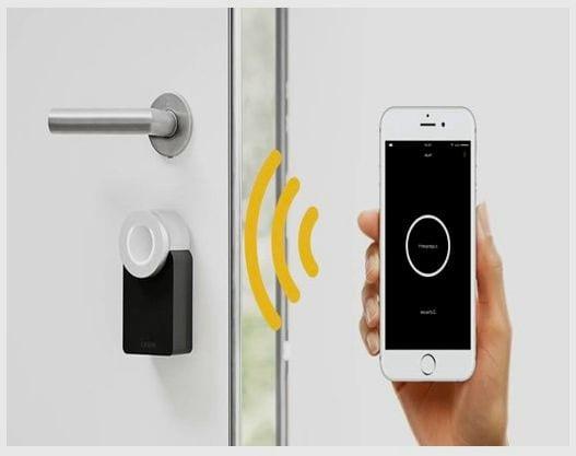 cerraduras inteligentes para exterior