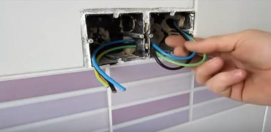 como instalar enchufes en paralelo