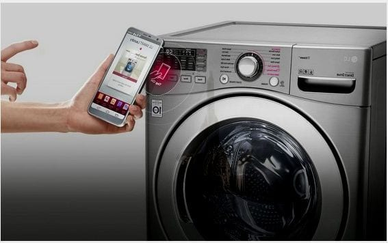 lavadora wifi samsung