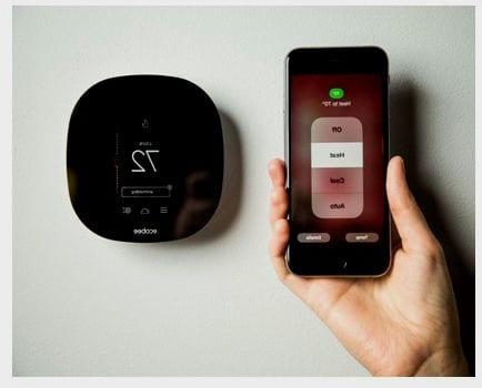 termostatos inteligentes homekit