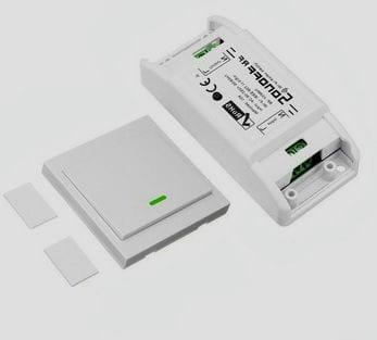 interruptor inalámbrico wifi