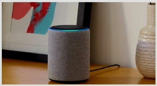 Altavoz inteligente amazon