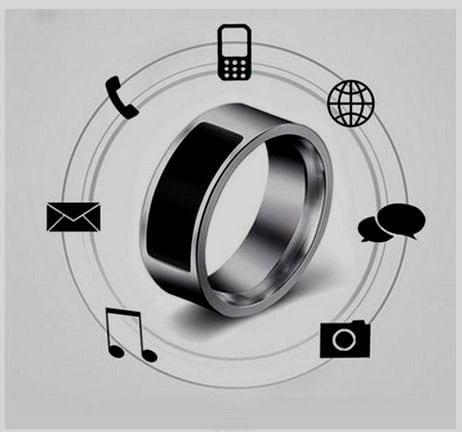Anillo Inteligente bluetooth