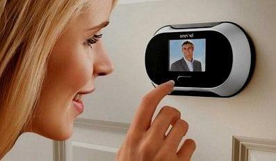 Mirillas Digitales para puertas