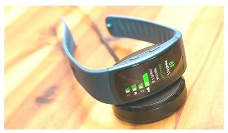 Pulsera Inteligente Samsung gear fit 2