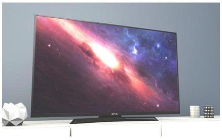 TV Inteligente sony