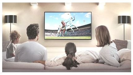 TV Inteligente walmart