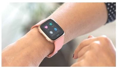 smartwatch inteligente con pulsometro imperil