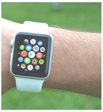 smartwatch inteligente modelo w8