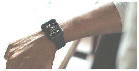 smartwatch inteligente mujer
