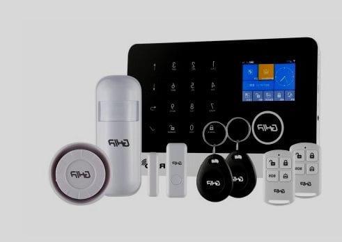 Alarma Inteligente para casas