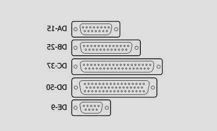 Conector Eléctrico gg45