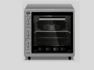 Mini Horno Eléctrico toast 1000 W