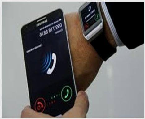 Reloj Android automático