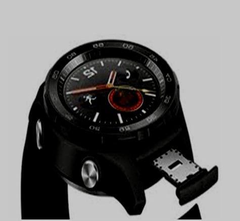 Reloj Android hombre