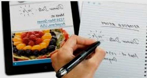 bolígrafo inteligente pen